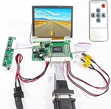 "$125 » VSDISPLAY 3.5"" VS035SD1 3.5 inch 800x600 LCD Panel Screen (Replace PD035VX2) +VGA CVBS(AV) LCD Controller Board Driver Board"