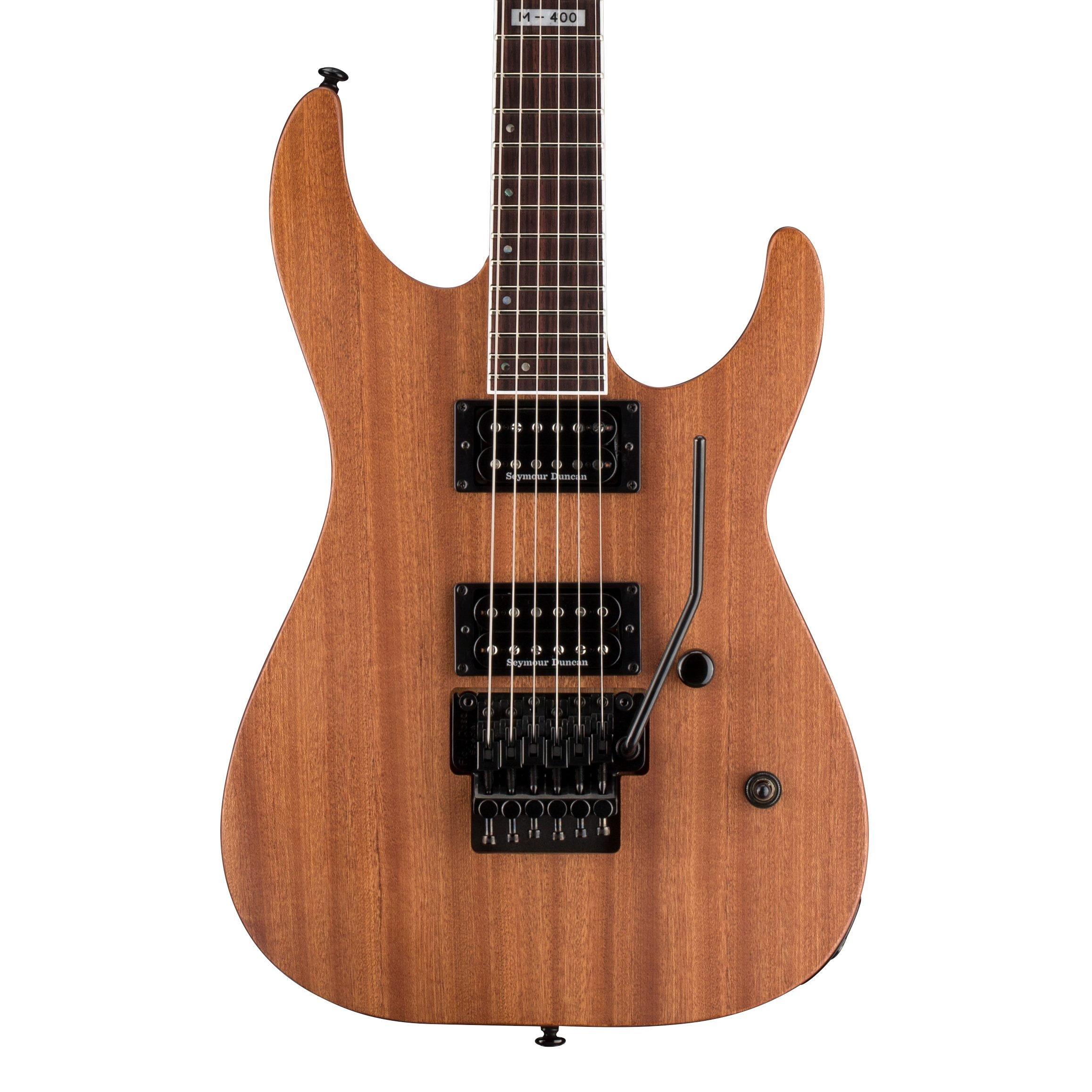 Cheap ESP LTD M-400M Electric Guitar Natural Satin Black Friday & Cyber Monday 2019
