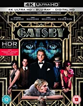 The Great Gatsby 4K Ultra HD Includes Digital Download  2016 ;GREAT GATSBY 4K