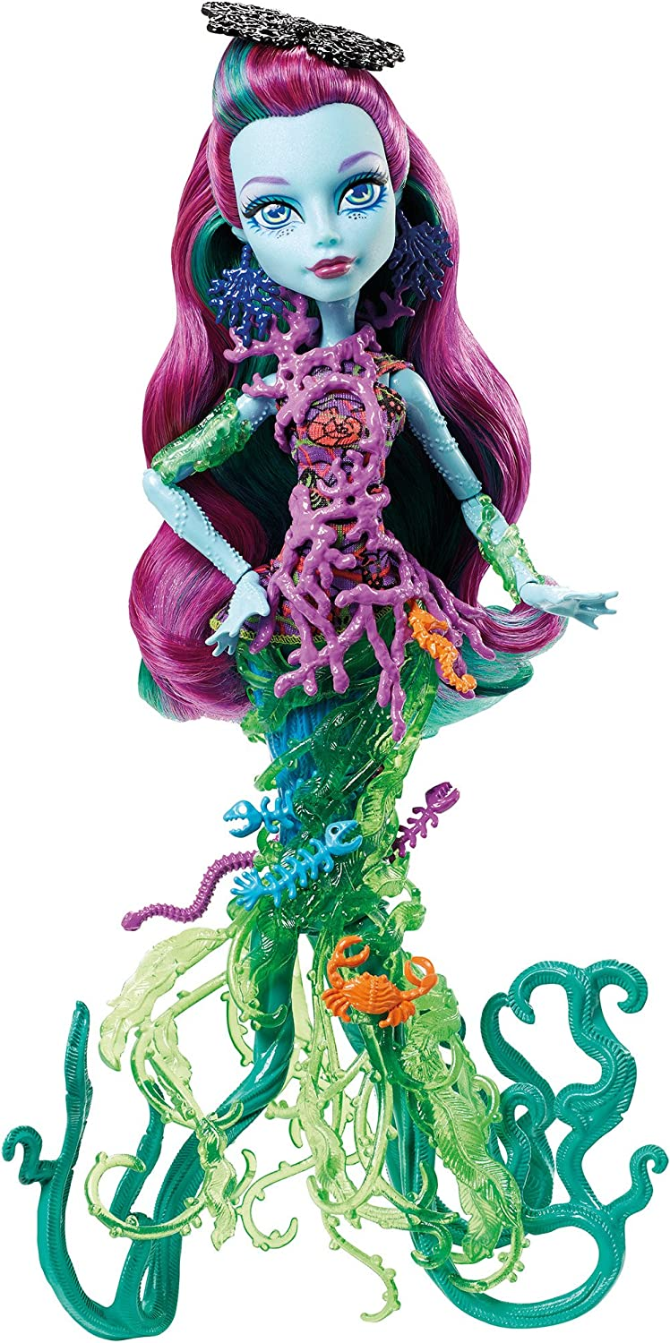 Selling and selling Monster High Great Scarrier Reef Under trust Do Posea Ghouls Down