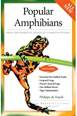 Popular Amphibians (Herpetocultural Library) Kindle Edition
