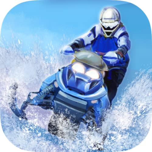 Mountain Snowmobile 3D