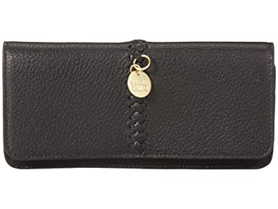 See by Chloe Tilda Long Wallet (Black) Handbags