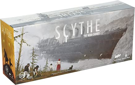 Scythe The Wind Gambit Board Game