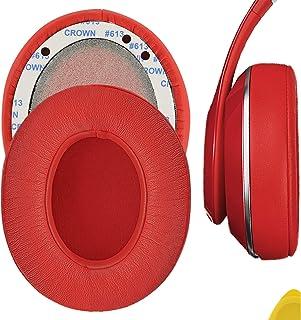 Geekria Earpad ersättning för Beats by Dr. Dre Studio 2.0 (2: a generationen) hörlursbyte örondyna/öronkudde/öronkoppar/ör...