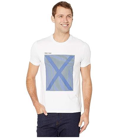 Michael Kors Kors X Tech Graphic T-Shirt (White) Men