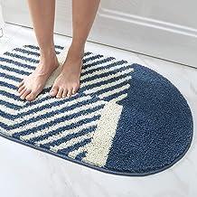 "Bathroom Rug Bath Mat 20""x32"" Non Slip Soft and Absorbent Shaggy Rugs,Machine Wash Dty, Microfiber Indoor Carpet for Showe..."