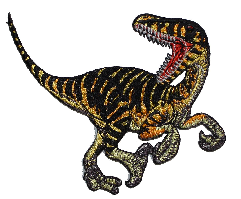 Application Striped Velociraptor Patch