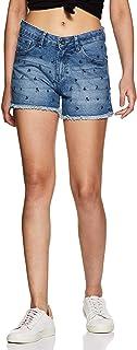 Sugr Women's Cotton Shorts