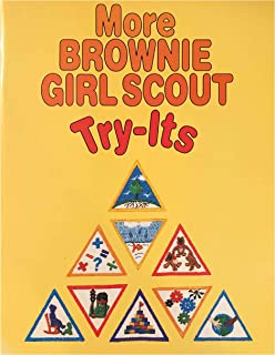 More Brownie Girl Scout Try-Its