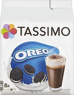 Tassimo 奥利奥热巧克力咖啡豆(5个, 共80个胶囊, 40杯)