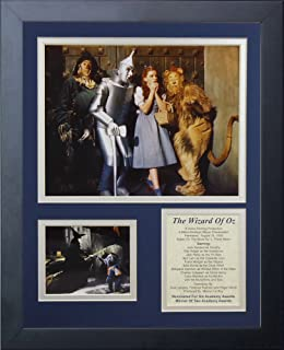 Legends Never Die Wizard of Oz Group II Framed Photo Collage, 11x14-Inch