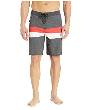 Quiksilver Highline Seasons 20 Boardshorts (Black) Men