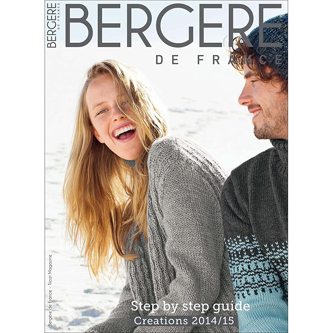 Bergere de France 42284 Pattern Book 14/15-Full Collection