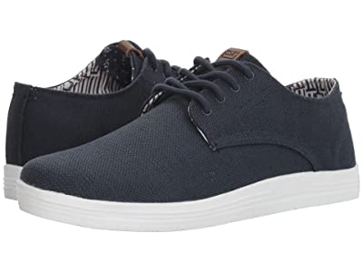 Ben Sherman Payton (Navy Linen) Men