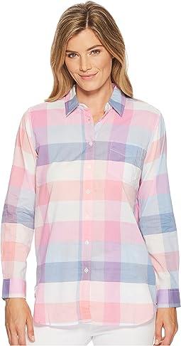 Laurel Cotton Longline Shirt