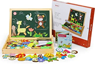 Best magnetic jigsaw puzzle board Reviews