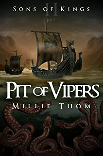 Pit of Vipers (Sons of Kings Book 2)
