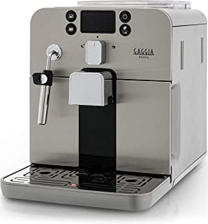 Gaggia Brera, Super Automatic Espresso Machine, Stainless Steel