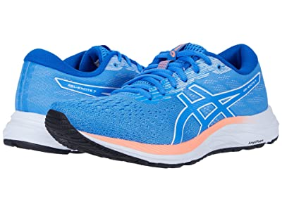 ASICS GEL-Excite(r) 7 (Blue Coast/White) Women