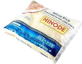 Hinode White Rice Enriched Long Grain 5 LB Bag