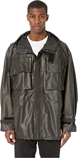 Gore Tex Hooded Utility Jacket