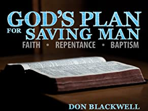 God's Plan for Saving Man