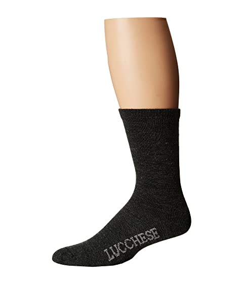 Socks Lucchese Charcoal Crew Lucchese Crew Socks qUwOxP