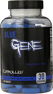 Controlled Labs Blue Gene, Tablets, 150-Count