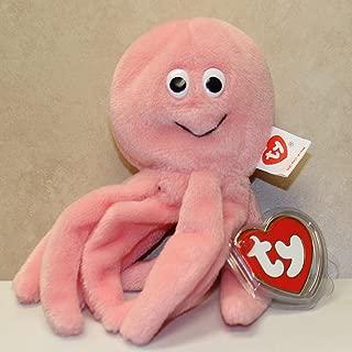 Ty Inky (Pink Octopus) MWMT 3rd/2nd gen Beanie Baby