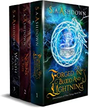 The Descendants of Thor Trilogy Boxset: Forged in Blood and Lightning; Norns of Fate; Wrath of Aten