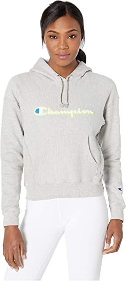 Reverse Weave® Pullover Hoodie Chenille