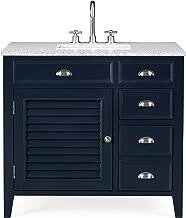 Best blue gray vanity bathroom Reviews
