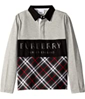 Burberry Kids - Quentin Polo (Little Kids/Big Kids)