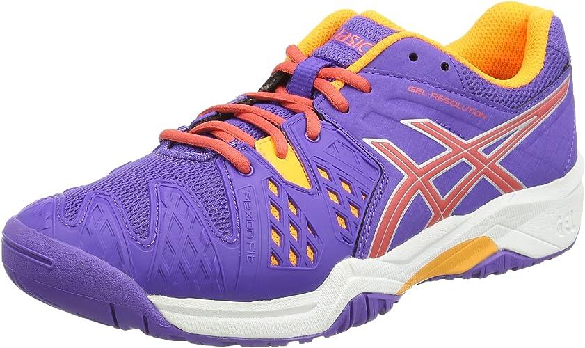 ASICS Gel-Resolution 6 GS, Chaussures Multisport Outdoor Mixte Enfant