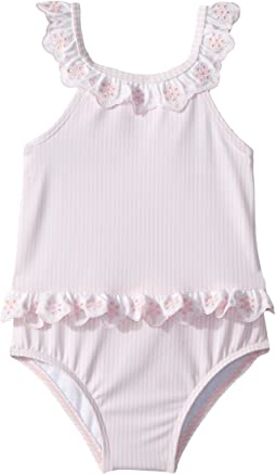 One-Piece Bow Back Swimsuit (Infant)