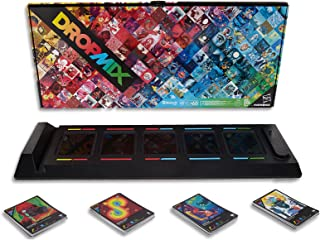 DropMix Music Gaming System - Electronic DJ - 1 to 4 Players - Board Games - Ages 16+