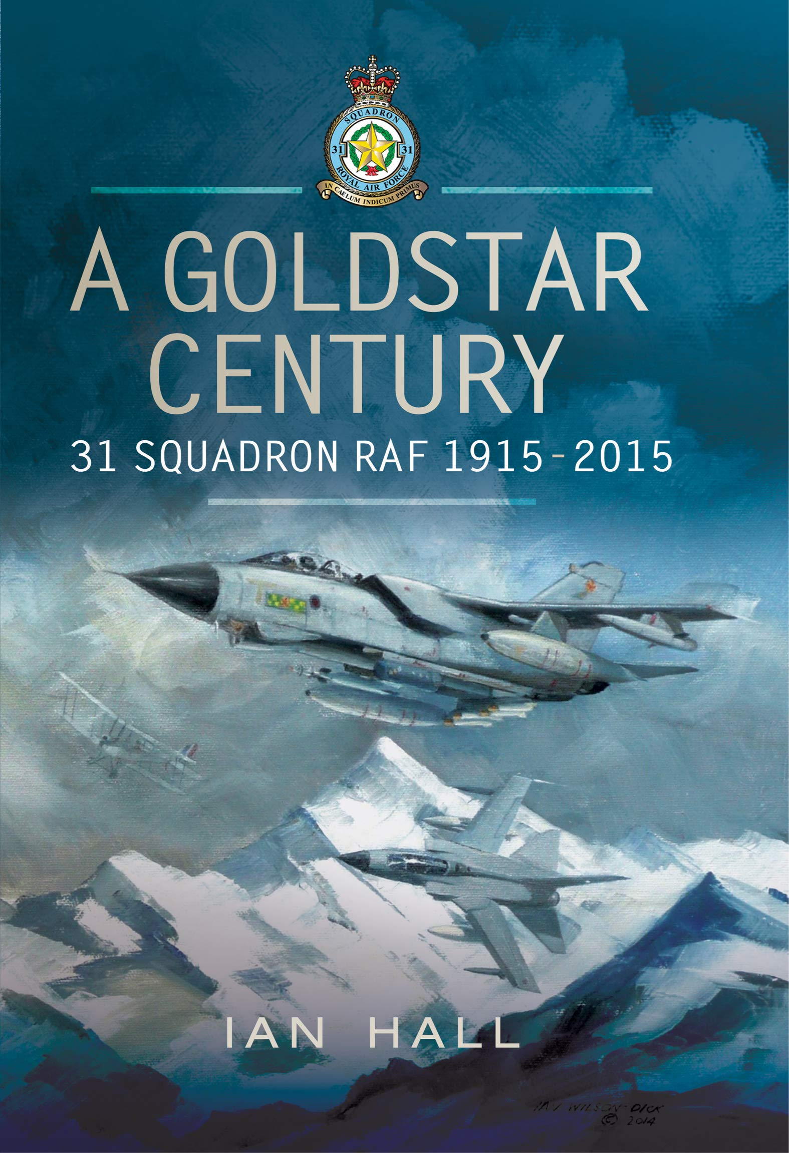 A Goldstar Century: 31 Squadron RAF, 1915–2015 (English Edition)