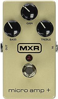 Pedal Dunlop MXR M - 233 Micro Amp+ (SERIE AC17J397)