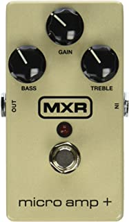 Other MXR M233 Micro Amp + Guitar Effects Pedal