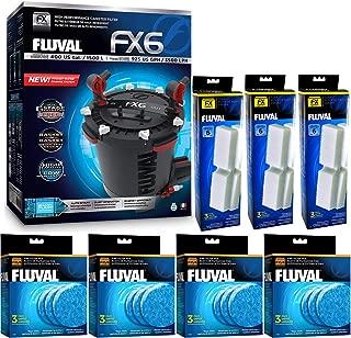 Fluval FX6 A219 Filter w/ Foam & Filter Pad 12mo