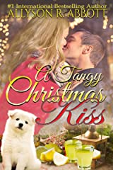 A Tangy Christmas Kiss Kindle Edition
