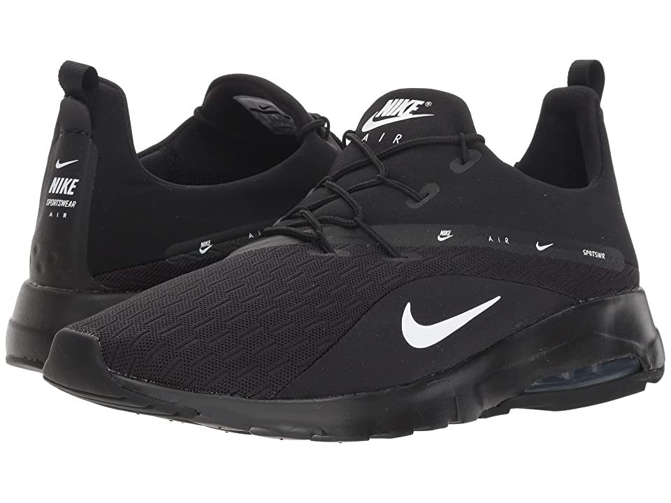 Nike Air Max Motion Racer 2 (Black/White) Men