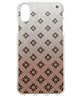 Kate Spade New York - Spade Flower Ombre Phone Case For iPhone XS