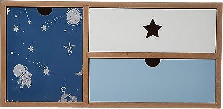 خزانة مصنوعة من خشب ام دي اف من جينيريك