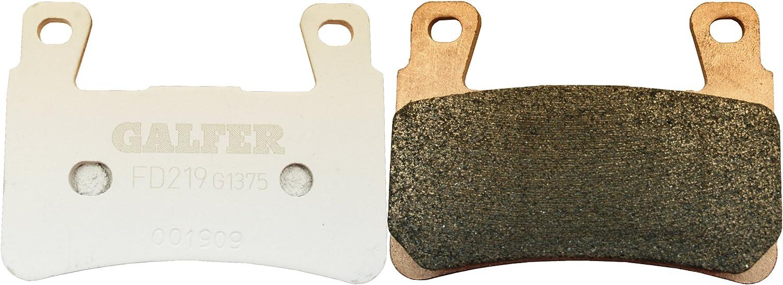 Galfer Gorgeous FD402G1375 Popular popular HH Sintered Advanced Pad Ceramic Brake