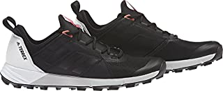 adidas Outdoor Terrex Agravic Speed - Women's Black/Black/White (8.5)