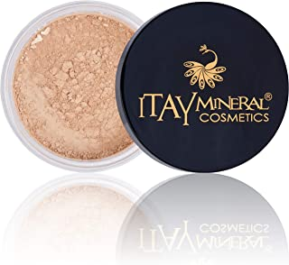 Itay Mineral Cosmetics Natural Loose Mica Powder Foundation (MF-10 PAN DULCE)