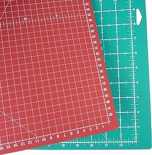 Patchwork-Lineal Wonder Clips Pin Rutschfeste Dichtung N/ähen Scrapbooking Stoff BeneU Craft Schneidematte Selbstheilend A5 A2 Schneidunterlage Multifunktionales Schneideset Quilten A4 A3