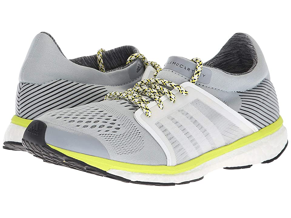 adidas by Stella McCartney Adizero Adios (Eggshell Grey/Footwear White/Core Black) Women